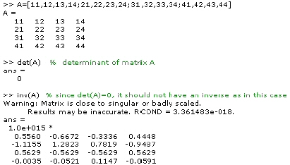 Matrix Theory and Applications with MATLAB